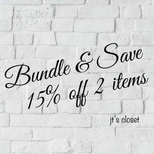 Bundles 👗👗👗